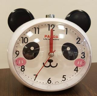 Reloj Despertadores Para Niños Panda Con Luz