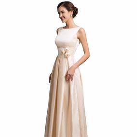 Vestido De Novia Nuevo Talla 6 Y 8 Delpilar Modelo Ng 02