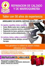 Reparación De Valijas, Calzado, Mochila, Cartera En Belgrano