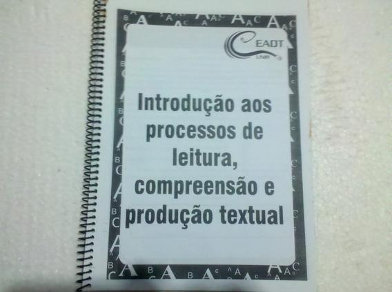 Introdução Aos Processos De Leitura, Compreensão E (letras)