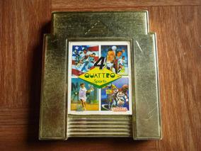 Quattro 4 Sports Nintendo Nes