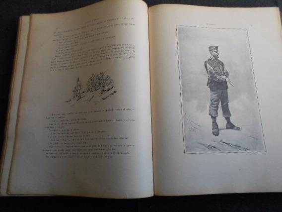 La Vida Militar En España. Cuadros De José Cusach F Barado