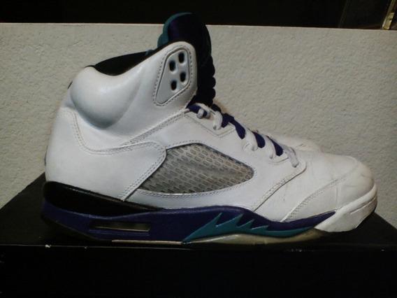 Tenis Nike Air Jordan V 5 Talla 10.5 Us 28.5cm 8.5 Mex