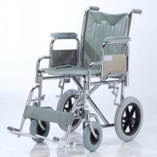 Silla De Ruedas Paseo Plegable Neumatica Care Quip A202