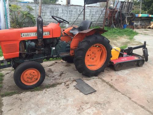 Tractor Kubota 2010. Venta Y Servicios.
