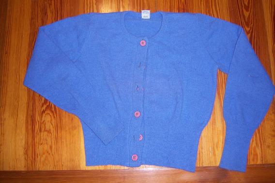 Sweater Niña Talle 10. Impecable!!!! Azulino