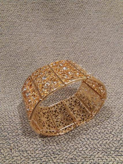 Bracelete Com Elastico