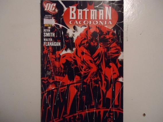 Marvel Batman Cacofonia