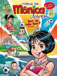 Revista Turma Da Mônica Jovem 12