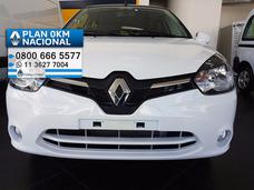 Clio Mio 5p 0km Cuota Plan Nacional Blanco 2016 Renault 2