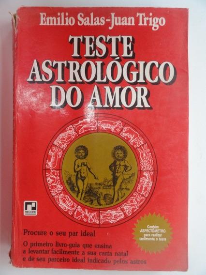 Teste Astrológico Do Amot - Emilio Salas