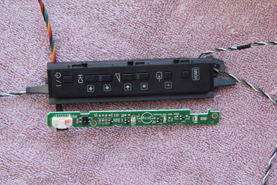 Sensor Cr E Teclado Sony Kdl-40ex455 715g5414-r01-000-004m