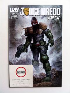 Judge Dredd - Year One #3 (2013) Idw