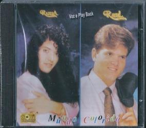 Cd Rayssa E Ravel Mundo Colorido Bônus Pb .biblos