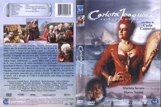 Carlota Joaquina Princesa Do Brazil Dvd Original