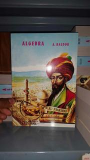 Libro Algebra De Baldor Tienda Física