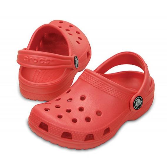 Crocs Classic Coral Rommy