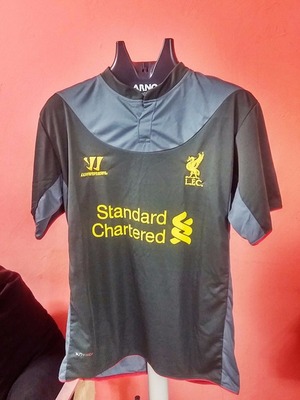 Camisa Warrior Liverpool