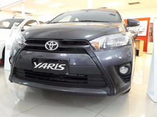 Toyota Yaris 1.5 Cvt 0km De Contado Sarthou