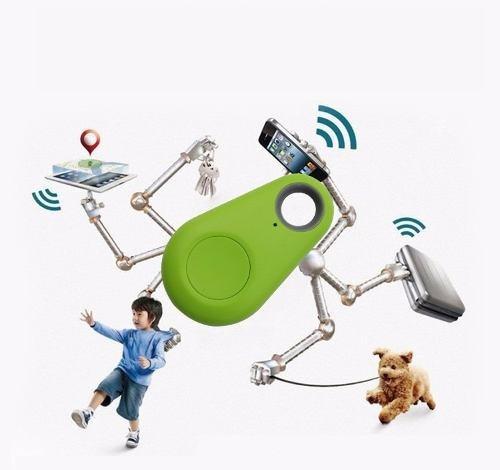 Itag Verde Localizador Inteligente Conectado A Seu Celular