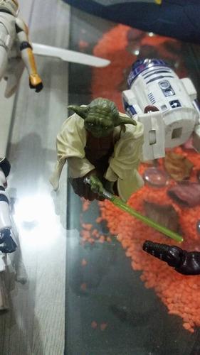 Star Wars Yoda Clone