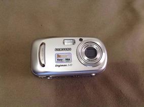 Camera Digital Samsung A40 Usada E Funcionando!!