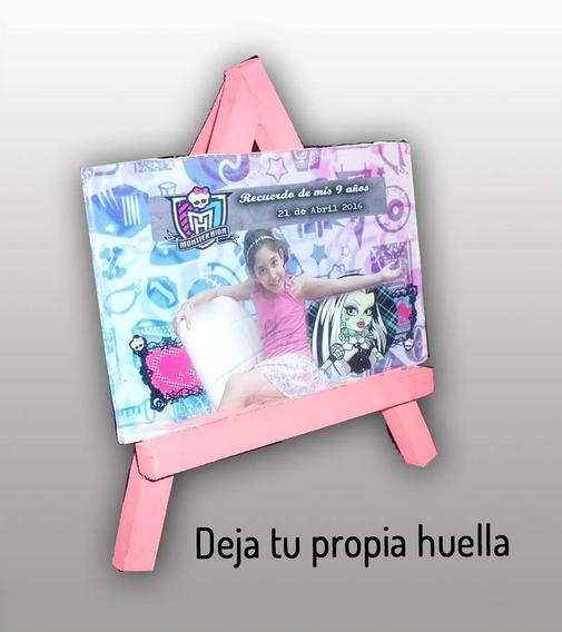 Souvenirs Personalizados.pack Por 10 U Mini Atril Con Vidrio