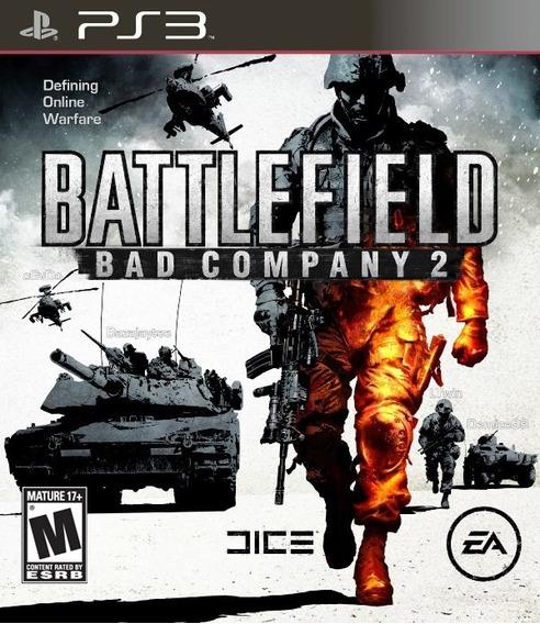 Battlefield Bad Company 2 - Ps3 (psn) Envio Imediato!