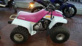 Cuatriciclo Yamaha Badger 80cc -permuto-financio
