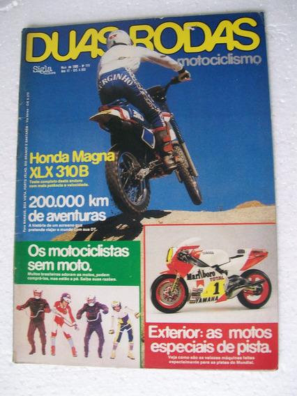 Revista Duas Rodas Motociclismo Nº 217 - Maio 1985