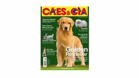 Revista Cães E Cia - 454 - Golden Retriever