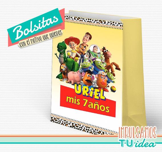 Toy Story - Bolsita Para Imprimir