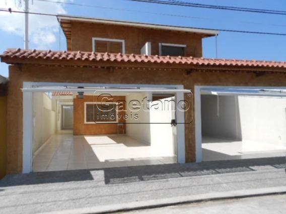 Sobrado - Jardim Santa Mena - Ref: 12244 - V-12244