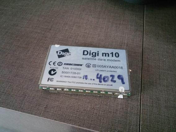 Kit De Evaluación Con Modem Orbcomm Digi M10