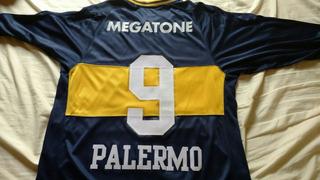 Baixeicamisa De Jogo Boca Juniors Palermo Maradona Argentina