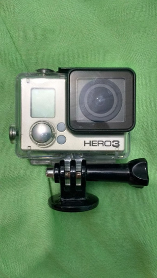 Gopro Hero 3 Black + Cartao 32gb