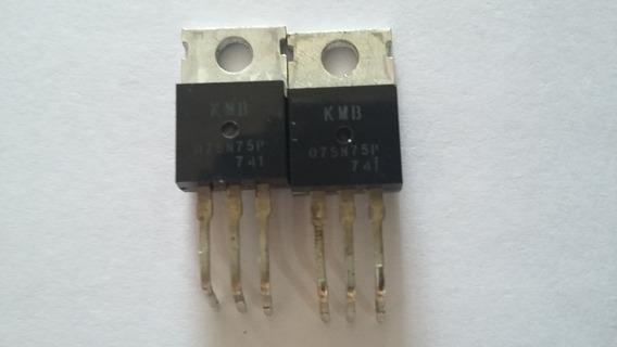 Transistor Kmb075n75