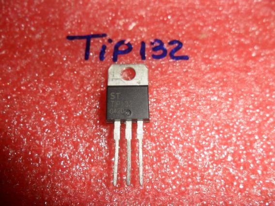 Tip 132 - Tip132 - 132 Transisto Original Pacote Com 3 Peças