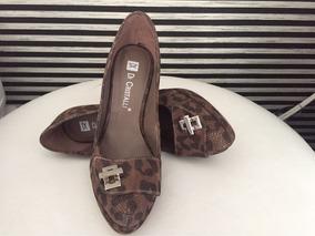 Vendo Sapato Oncinha Di Cristalli 34