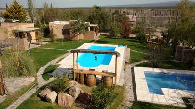 Cabaña En Mendoza, 25´ De Ciudad Y A 10´ Termas Cacheuta