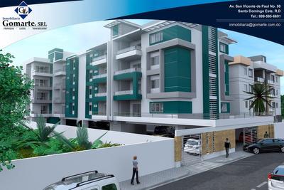 Apartamento En Alma Rosa I