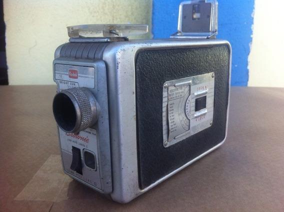 Filmadora Kodak Brownie 8 Mm Camera Vintage