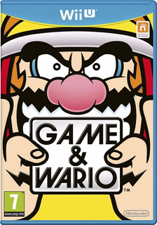 Game & Wario Juego Original Sellado Wii U