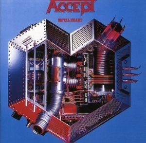 Accept - Metal Heart Cd Nuevo Sellado Import Usa