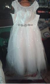 Vestido De Novia Xxl (ajustable)