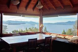 Cabaña En Bariloche Con Excelente Vista