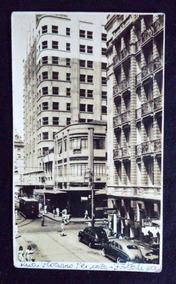 Cartão Postal Rua Floriano Peixoto Fortaleza