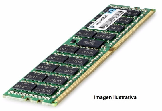 Memoria Hp 8gb Ddr4 2400mhz Rdimm 819410-001 / 809080-091 V4