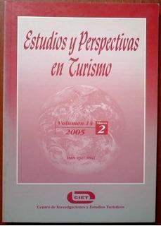 L0095. Estudios Y Perspectivas En Turismo. Vol. 14, N° 2