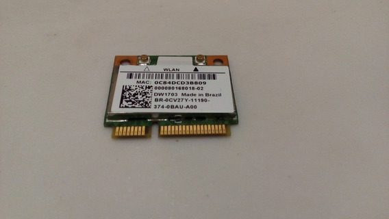 Dell Inspiron 14 2620 Wlan + Bluetooth D/pn 0cv27y